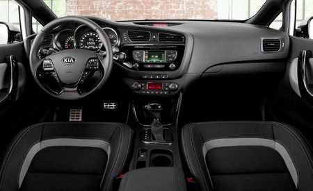 Kia Introduces New Pro_cee'd and Carens for Other Markets [2012 Paris Auto Show]