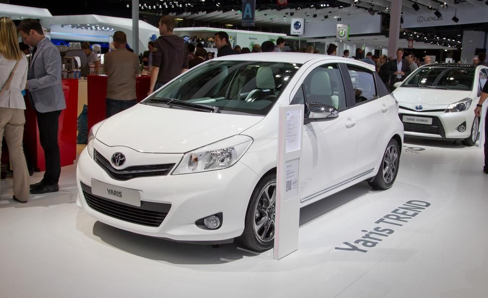 Toyota Introduces Trendy Yaris Trend Special Edition for Europe