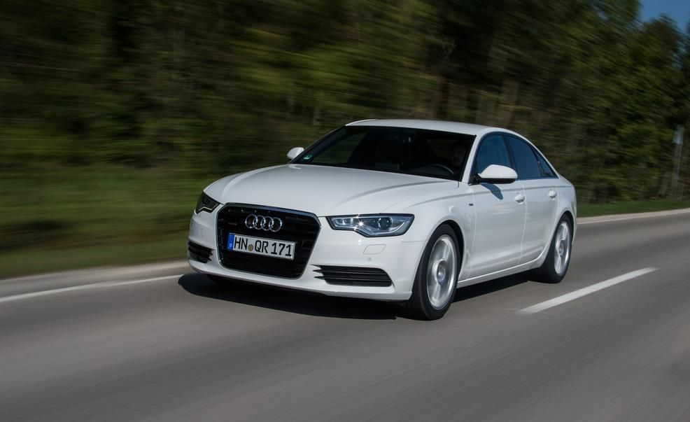 HandsOn with Audis Electric Turbo Diesel Hybrid Systems Info