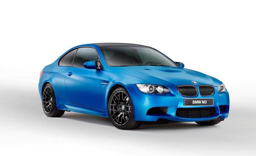 2013 BMW M3 coupe Frozen Blue Edition - Slide 1