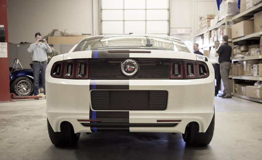 Ford Racing Mustang Cobra Jet Twin Turbo concept - Slide 7