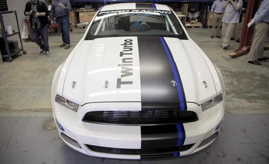 Ford Racing Mustang Cobra Jet Twin Turbo concept - Slide 8