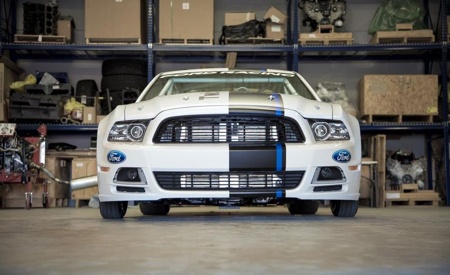 Ford Racing Mustang Cobra Jet Twin Turbo concept - Slide 14