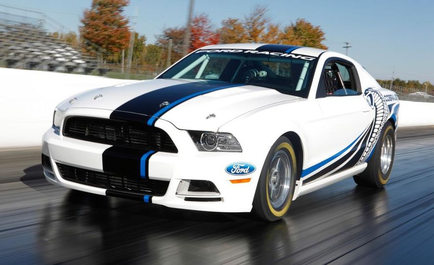Ford Racing Mustang Cobra Jet Twin Turbo concept - Slide 57