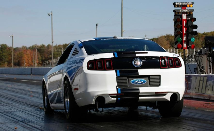 Ford Racing Mustang Cobra Jet Twin Turbo concept - Slide 63
