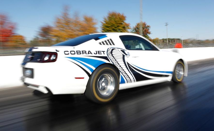 Ford Racing Mustang Cobra Jet Twin Turbo concept - Slide 60