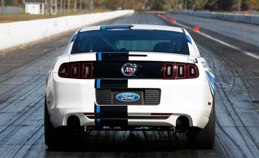 Ford Racing Mustang Cobra Jet Twin Turbo concept - Slide 64