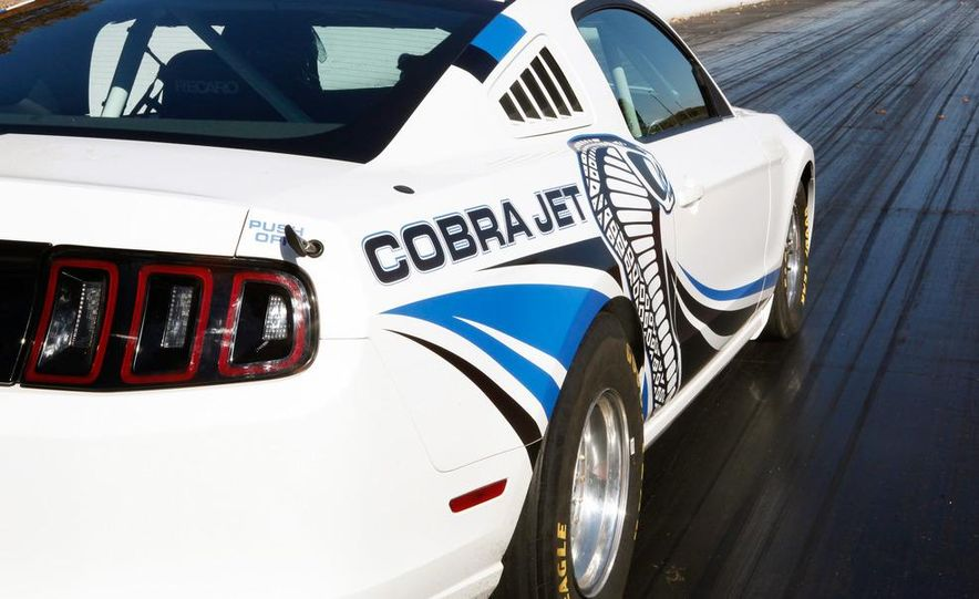Ford Racing Mustang Cobra Jet Twin Turbo concept - Slide 66
