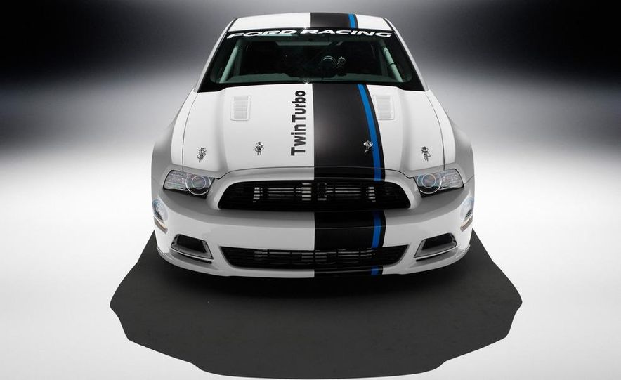 Ford Racing Mustang Cobra Jet Twin Turbo concept - Slide 74