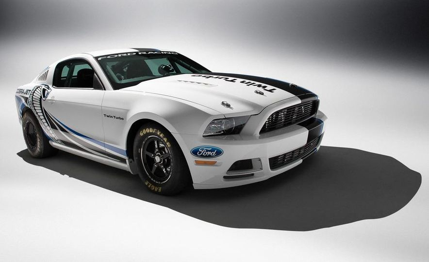 Ford Racing Mustang Cobra Jet Twin Turbo concept - Slide 75