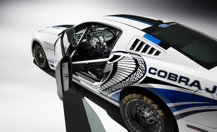 Ford Racing Mustang Cobra Jet Twin Turbo concept - Slide 78