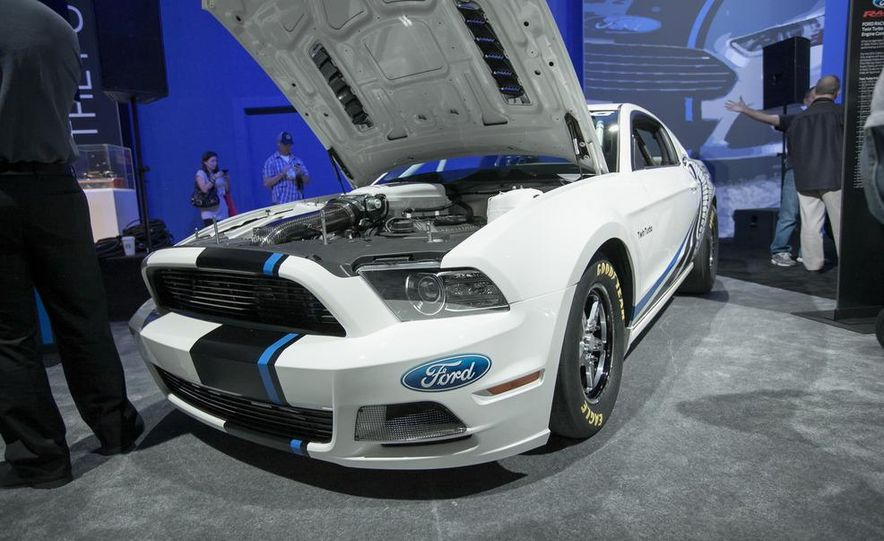 Ford Racing Mustang Cobra Jet Twin Turbo concept - Slide 1