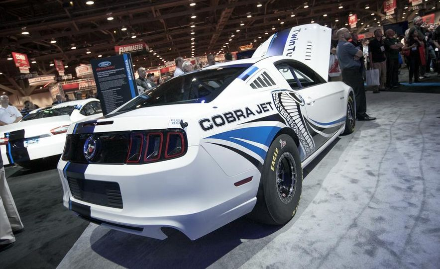 Ford Racing Mustang Cobra Jet Twin Turbo concept - Slide 2
