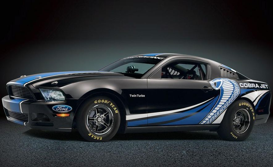 Ford Racing Mustang Cobra Jet Twin Turbo concept - Slide 80