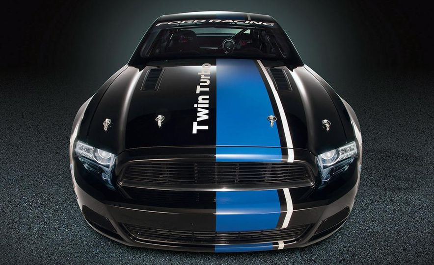 Ford Racing Mustang Cobra Jet Twin Turbo concept - Slide 81