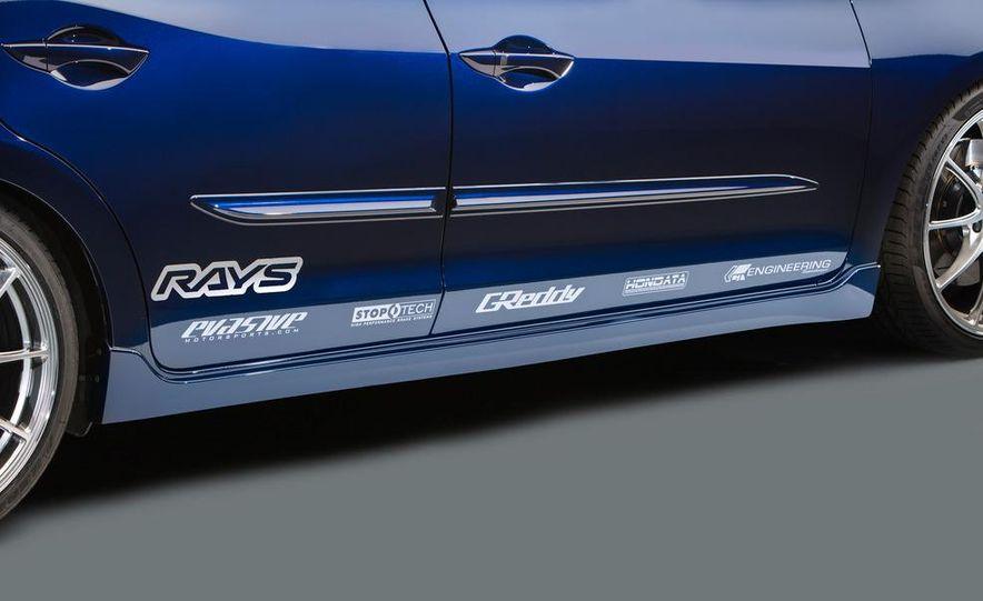 2013 Acura ILX Street Build - Slide 9