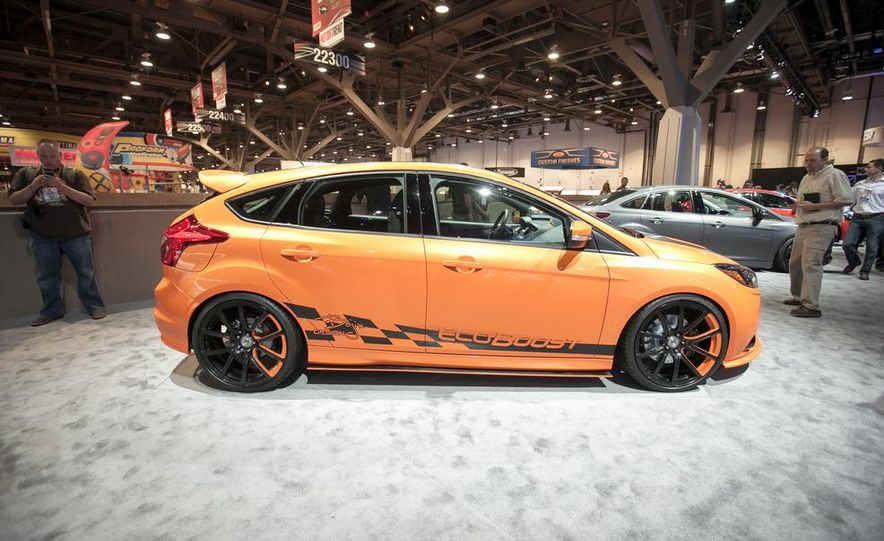 2013 Ford Focus ST by Tanner Foust Racing - Slide 8