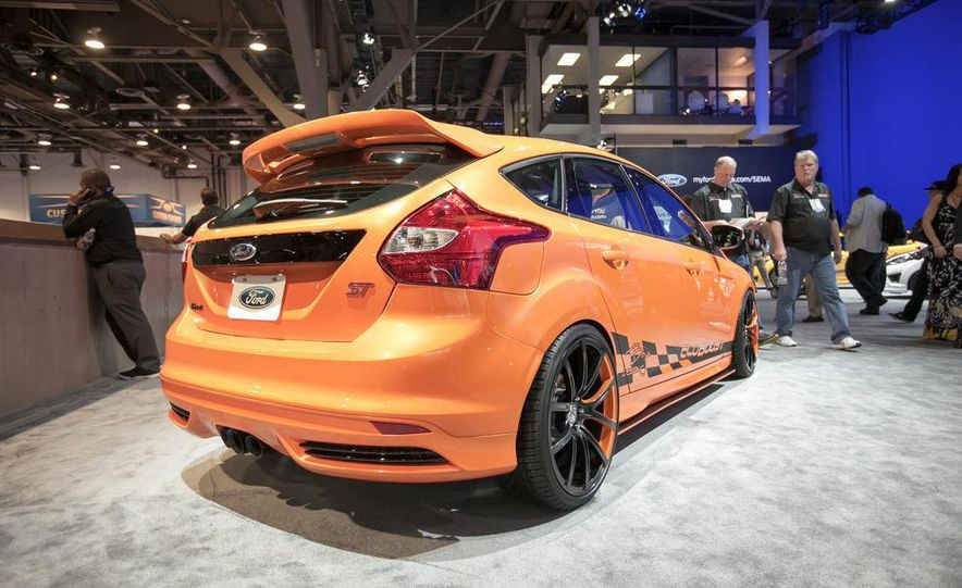 2013 Ford Focus ST by Tanner Foust Racing - Slide 9