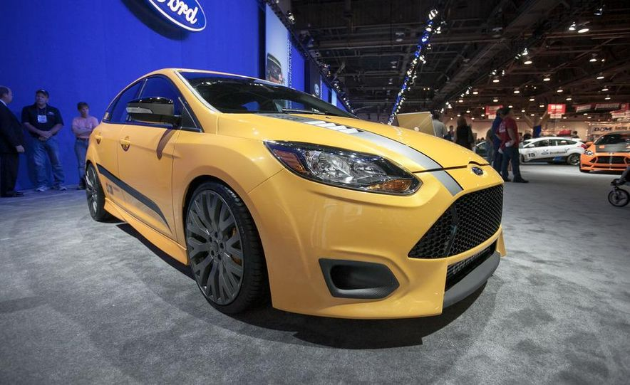 2013 Ford Focus ST by Tanner Foust Racing - Slide 11