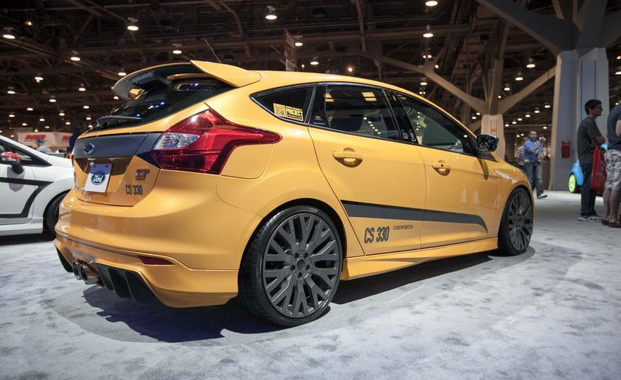 2013 Ford Focus ST by Tanner Foust Racing - Slide 12