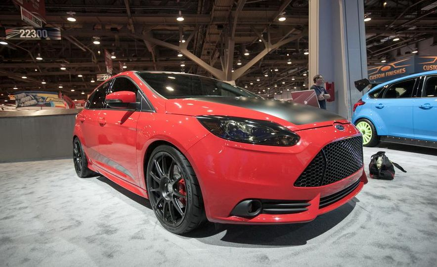 2013 Ford Focus ST by Tanner Foust Racing - Slide 15