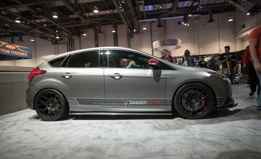 2013 Ford Focus ST by Tanner Foust Racing - Slide 2