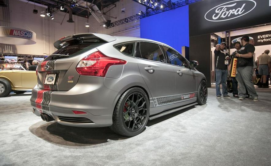 2013 Ford Focus ST by Tanner Foust Racing - Slide 3