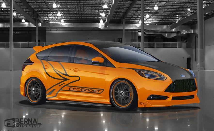 2013 Ford Focus ST by Tanner Foust Racing - Slide 10