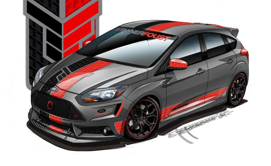 2013 Ford Focus ST by Tanner Foust Racing - Slide 5