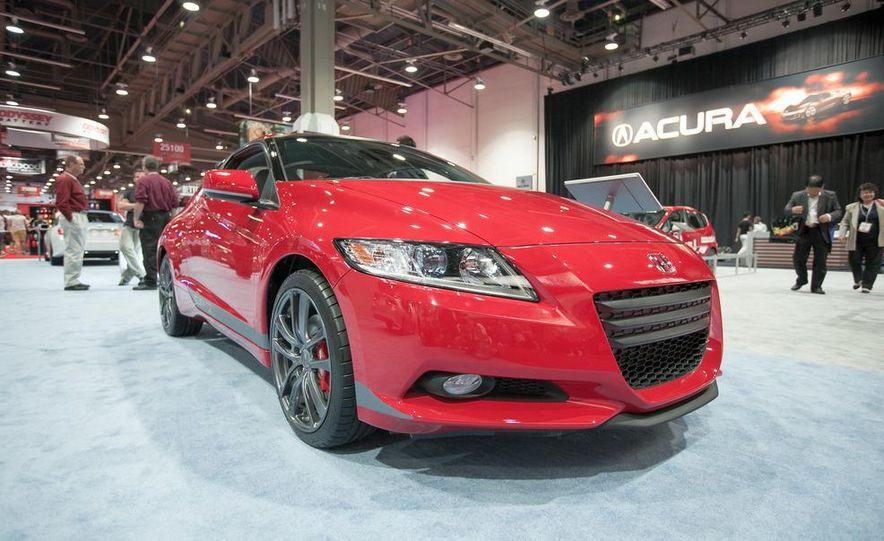 Honda CR-Z HPD supercharged concept - Slide 1