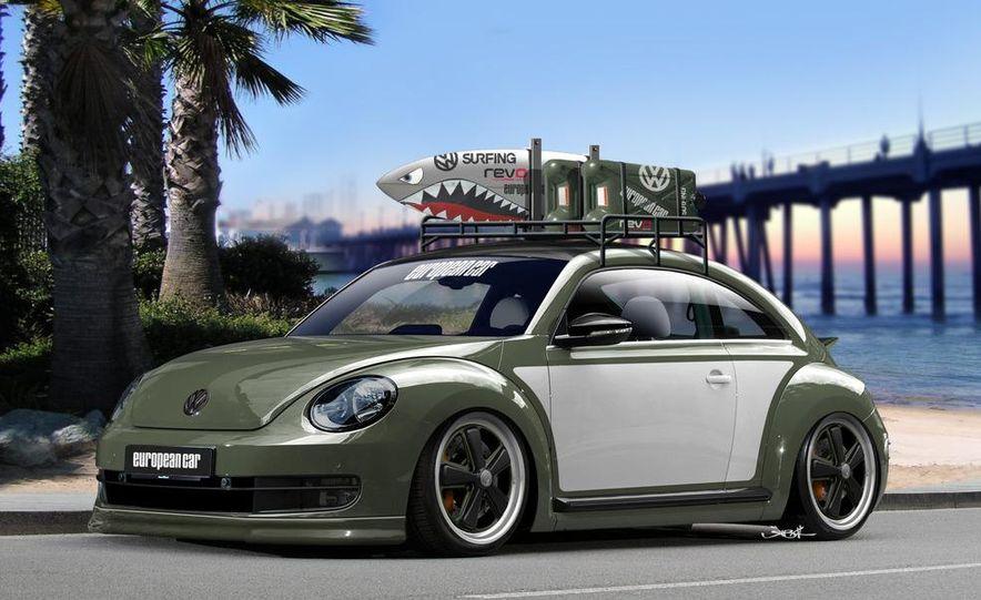 European Car Magazine Beach-Battle Cruiser - Slide 5