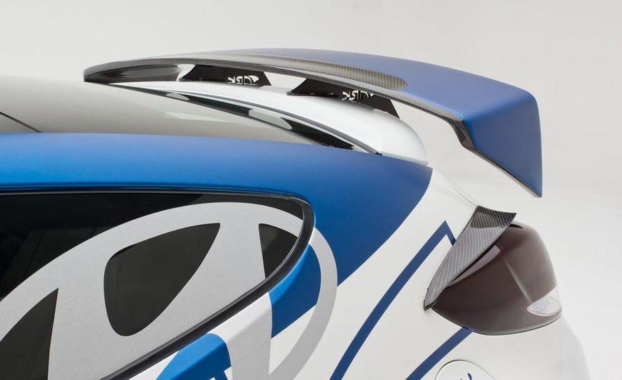 ARK Performance Veloster Alpine concept - Slide 16
