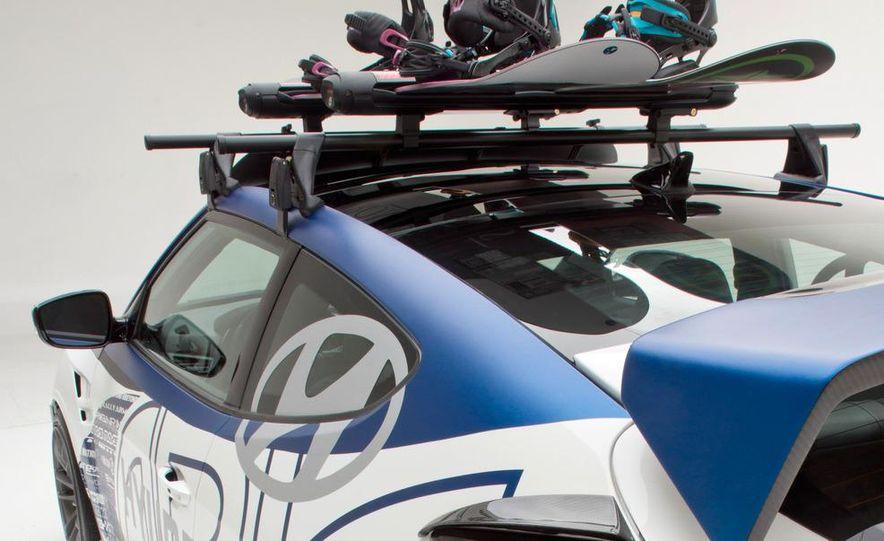 ARK Performance Veloster Alpine concept - Slide 17