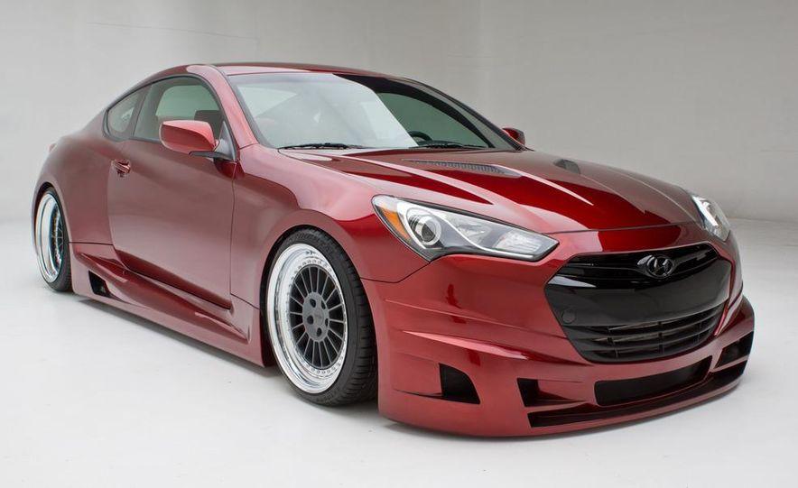 Hyundai FuelCulture Genesis coupe concept - Slide 2