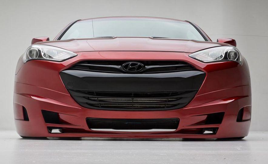 Hyundai FuelCulture Genesis coupe concept - Slide 3