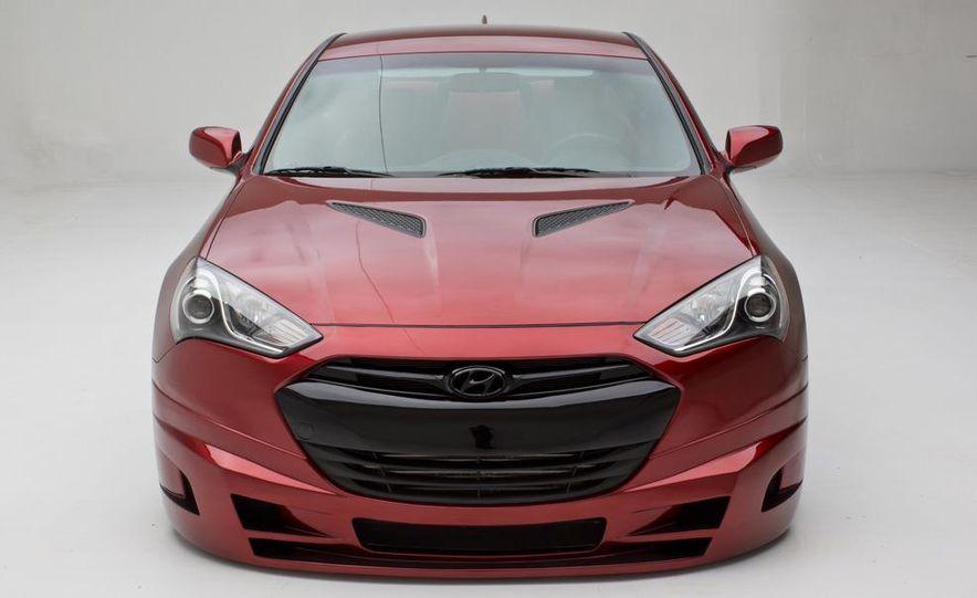 Hyundai FuelCulture Genesis coupe concept - Slide 4