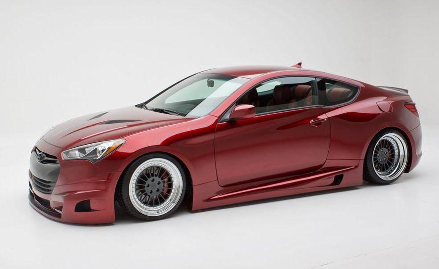 Hyundai FuelCulture Genesis coupe concept - Slide 8
