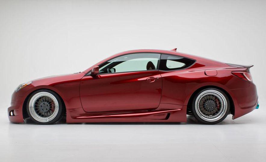 Hyundai FuelCulture Genesis coupe concept - Slide 9