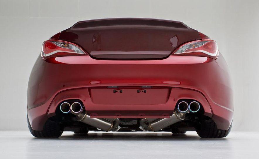 Hyundai FuelCulture Genesis coupe concept - Slide 11