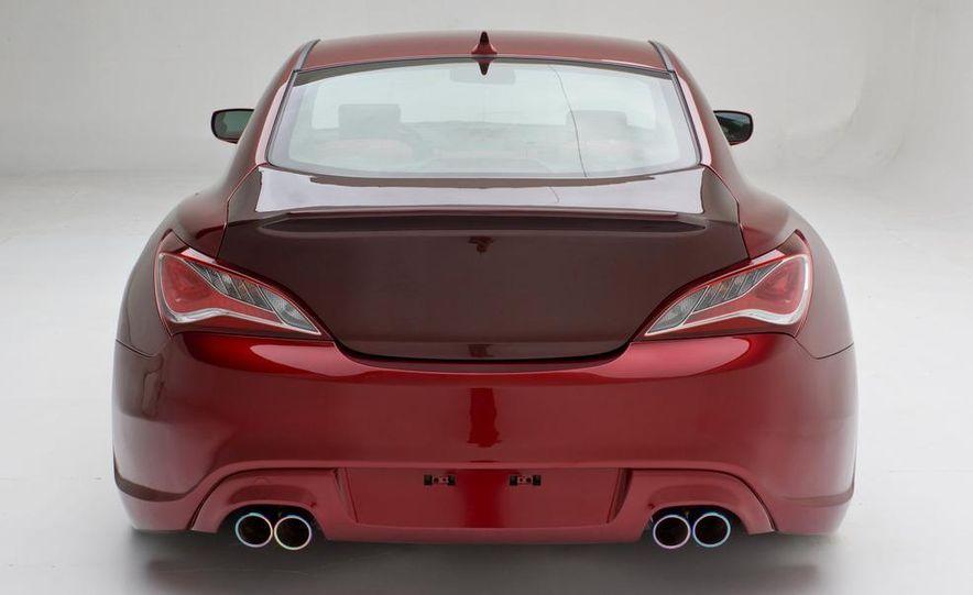 Hyundai FuelCulture Genesis coupe concept - Slide 12
