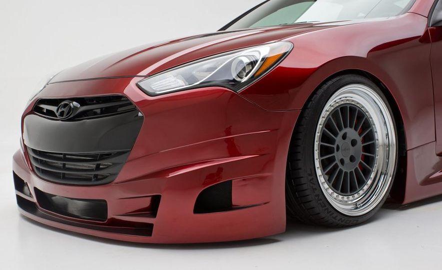Hyundai FuelCulture Genesis coupe concept - Slide 13