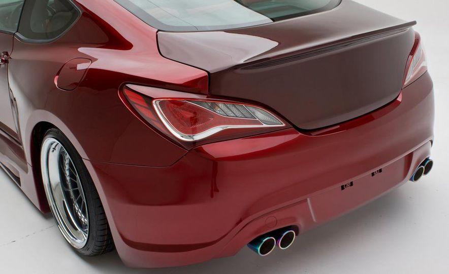 Hyundai FuelCulture Genesis coupe concept - Slide 15