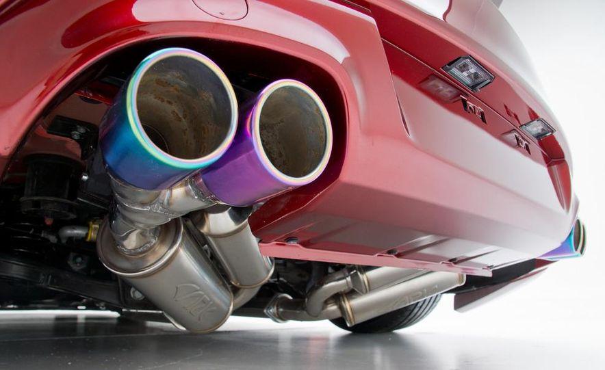 Hyundai FuelCulture Genesis coupe concept - Slide 17