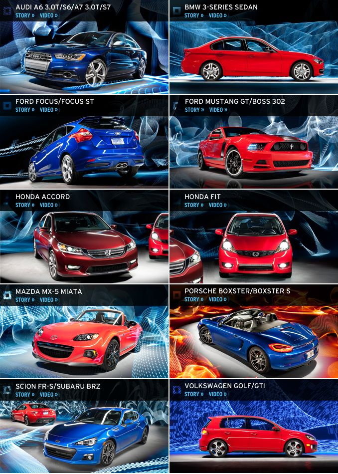2013 10best Cars Feature Car And Driver