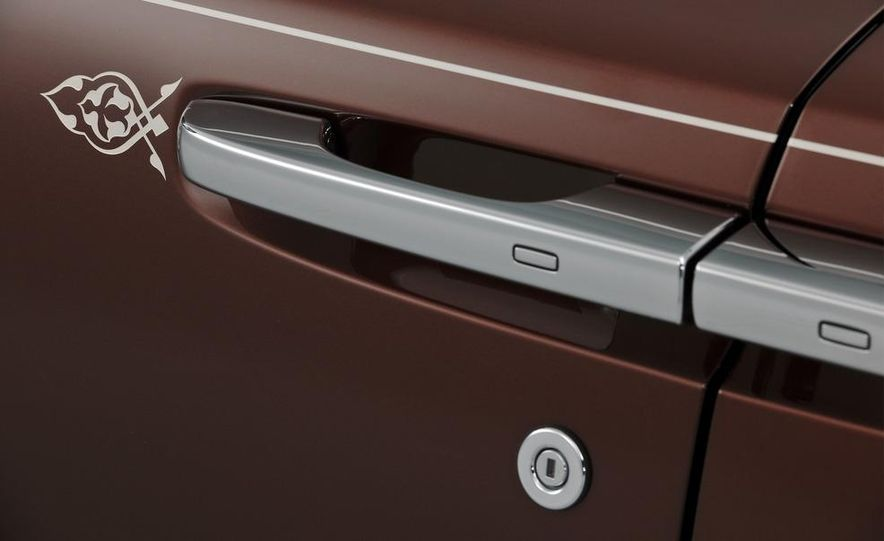 Rolls-Royce Ghost One Thousand and One Nights Bespoke special edition - Slide 6
