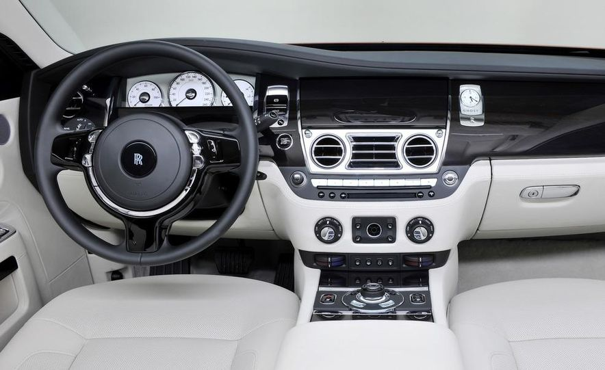 Rolls-Royce Ghost One Thousand and One Nights Bespoke special edition - Slide 11