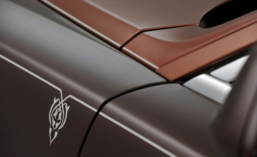Rolls-Royce Ghost One Thousand and One Nights Bespoke special edition - Slide 5