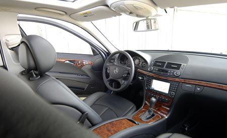 2007 Mercedes-Benz E320 BlueTec