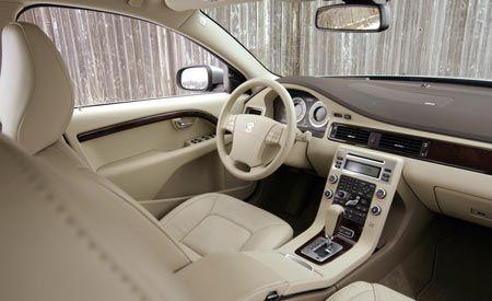 2007 Volvo S80 AWD