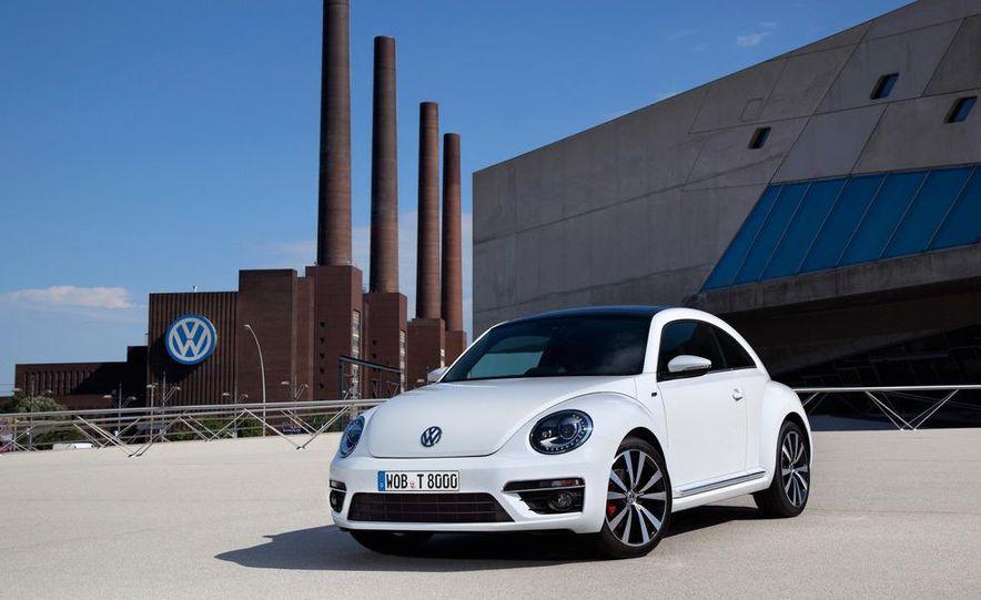 2013 Volkswagen Beetle convertible R-Line - Slide 16